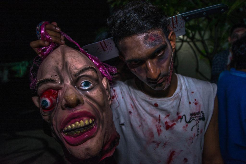 Zombie Apocalypse event Singapore