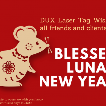 Lunar new year 2020